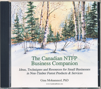 CD/DVD Cover - NTFP Business Companion